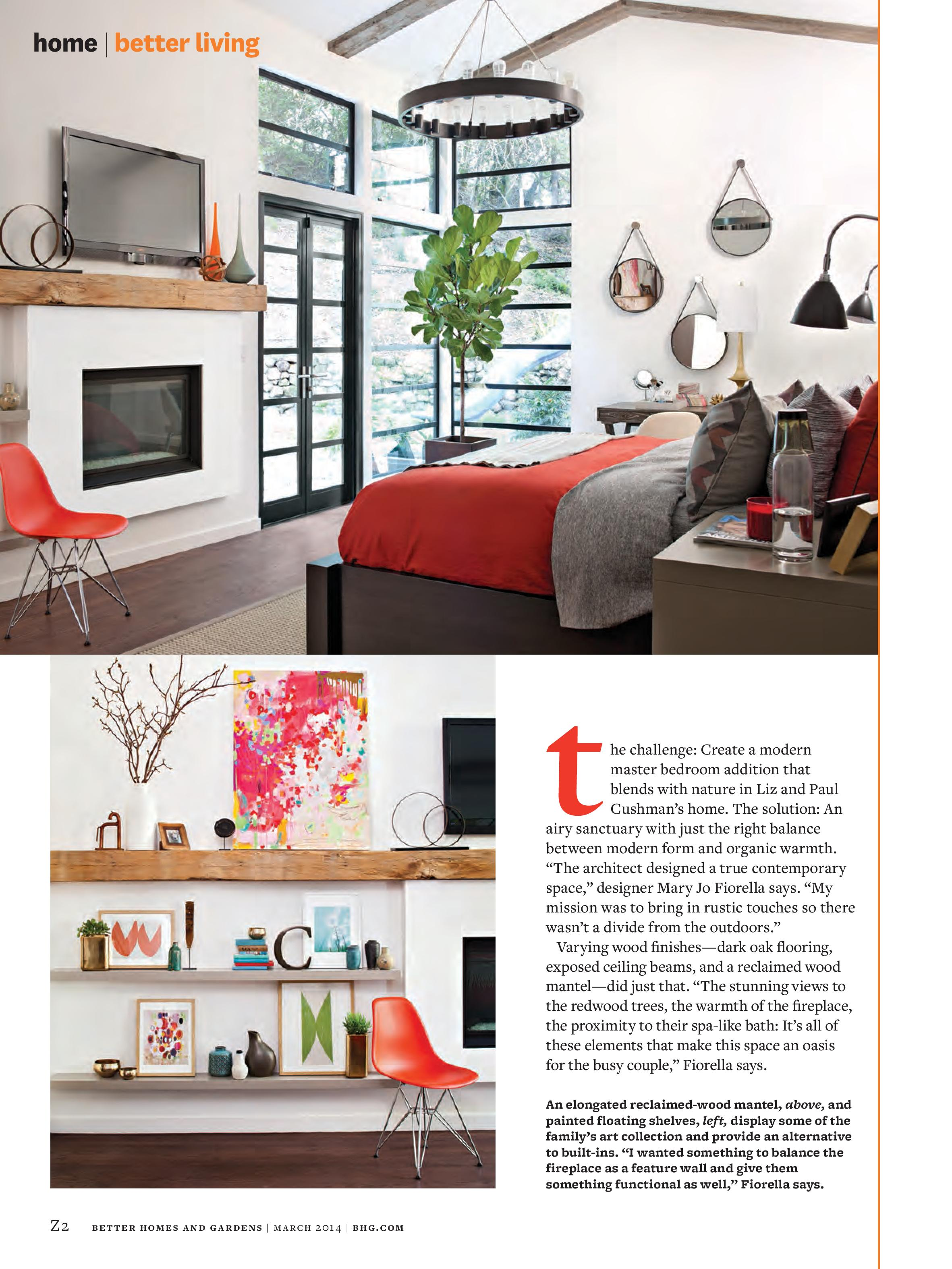 Better Homes And Gardens March 2014 Fiorella Design