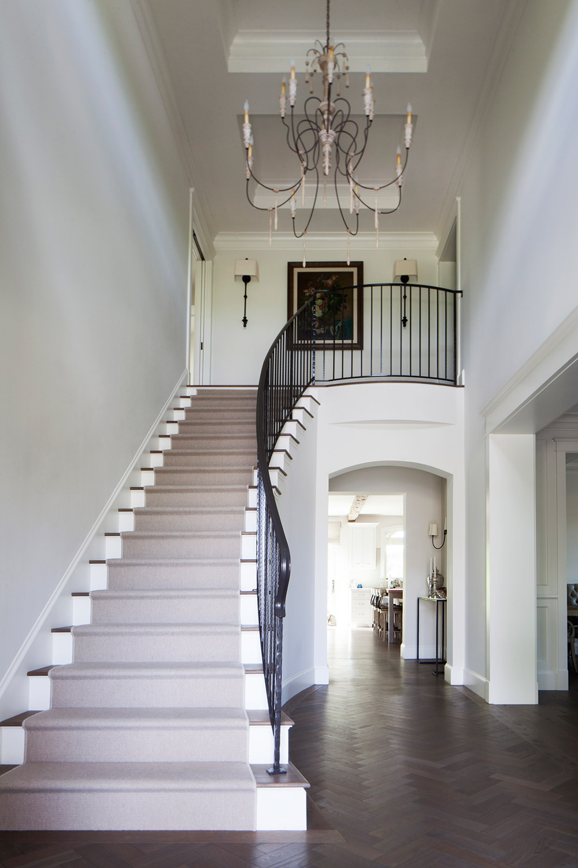 Danville Residence Entryway