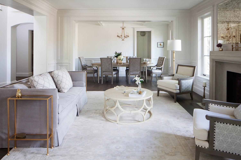 Danville Residence Living Room