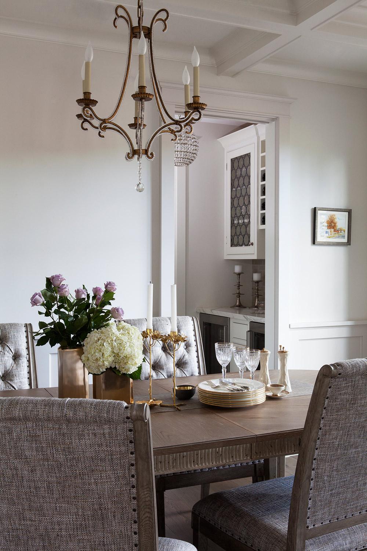 Danville Residence Dining Room