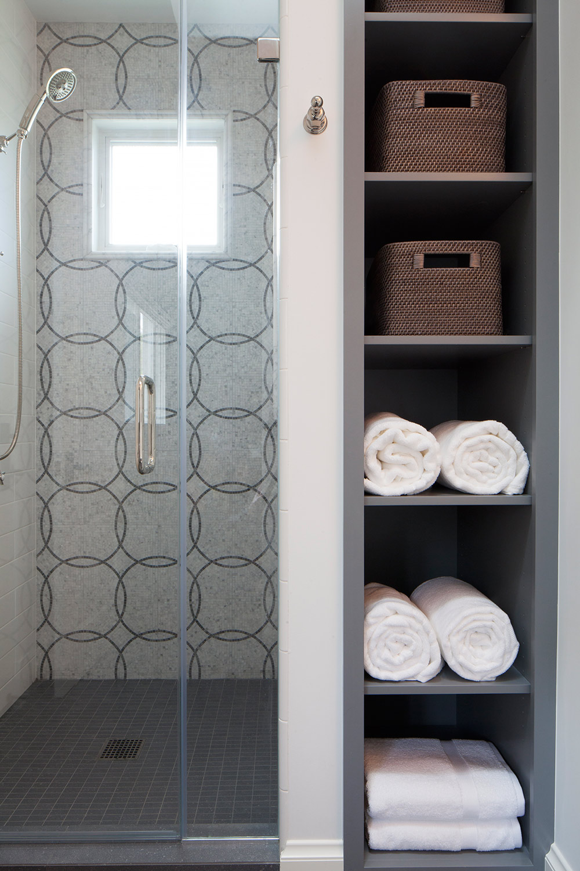 Danville Residence Bathroom Shower