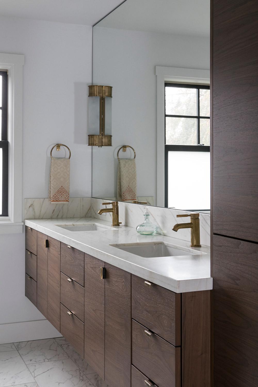 San Carlos Eclectic Bathroom
